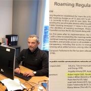 Práca a očkovanie v Bruseli