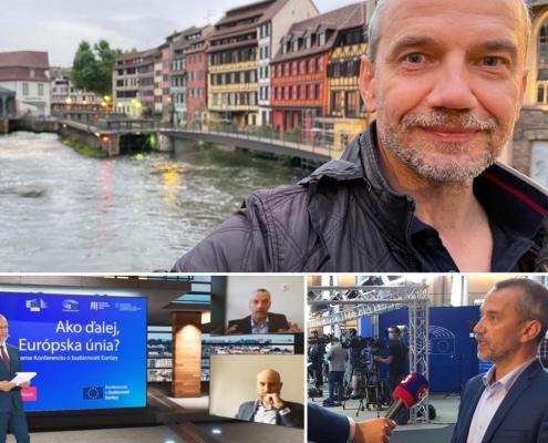 Júnové zasadnutie v Štrasburgu